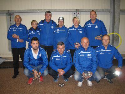 1 Mannschaft 20116