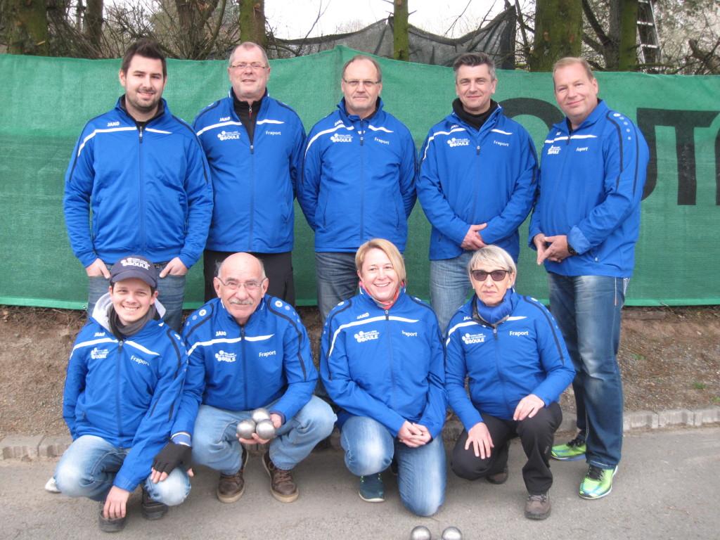 1. Mannschaft 2016