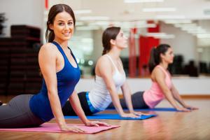 Yoga-Flow (Level 1) @ SG-Mehrzweckraum | Dietzenbach | Hessen | Deutschland