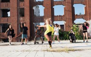 Hip-Hop Basics ab 15 Jahren @ SG-Halle | Dietzenbach | Hessen | Deutschland