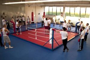 Boxen Mädchen @ Boxhalle | Dietzenbach | Hessen | Deutschland