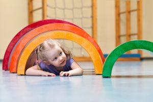 Eltern-Kind-Turnen ausgebucht @ SG-Halle | Dietzenbach | Hessen | Deutschland