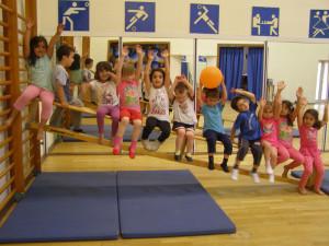 Kinderturnen (3-6 Jahre) @ SG-Halle | Dietzenbach | Hessen | Deutschland