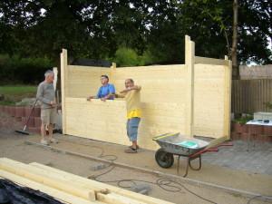 Holzkonstruktion 006