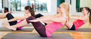 Pilates @ SG-Halle, Mehrzweckraum | Dietzenbach | Hessen | Deutschland