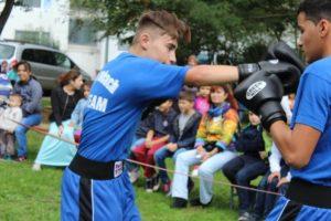 Boxen Fortgeschrittenen-Training @ Boxhalle | Dietzenbach | Hessen | Deutschland