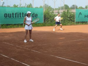 Mixed Turnier @ Tennisanlage im Waldstadion