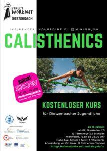 Calisthenics - Auftakt Show im Hessenpark @ Hessentagspark | Dietzenbach | Hessen | Deutschland
