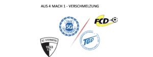 Informationsveranstaltung - Verschmelzung der Vereine SG, SC, TG, FC @ Philipp-Fenn-Halle